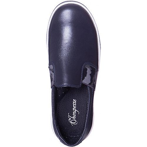 Туфли Choupette - темно-синий от Choupette