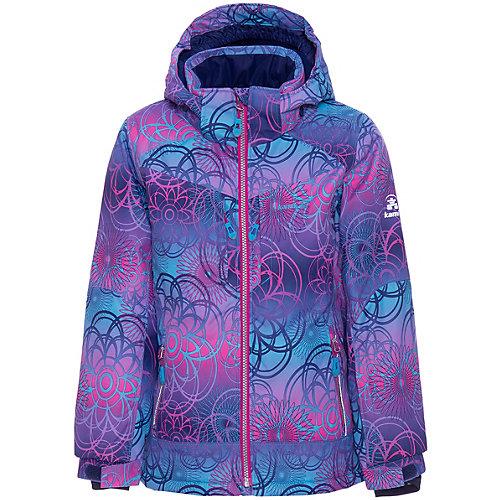 Утепленная куртка Kamik Tessie Flora I Screen U Screen - голубой от Kamik
