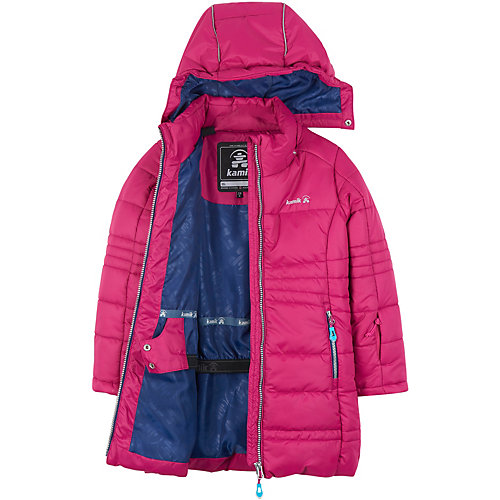 Утепленная куртка Kamik Bebee - розовый от Kamik