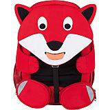 Рюкзак Affenzahn Fiete Fox, основной цвет красный