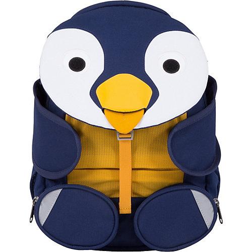 Рюкзак Affenzahn Polly Penguin, основной цвет синий - черный от Affenzahn