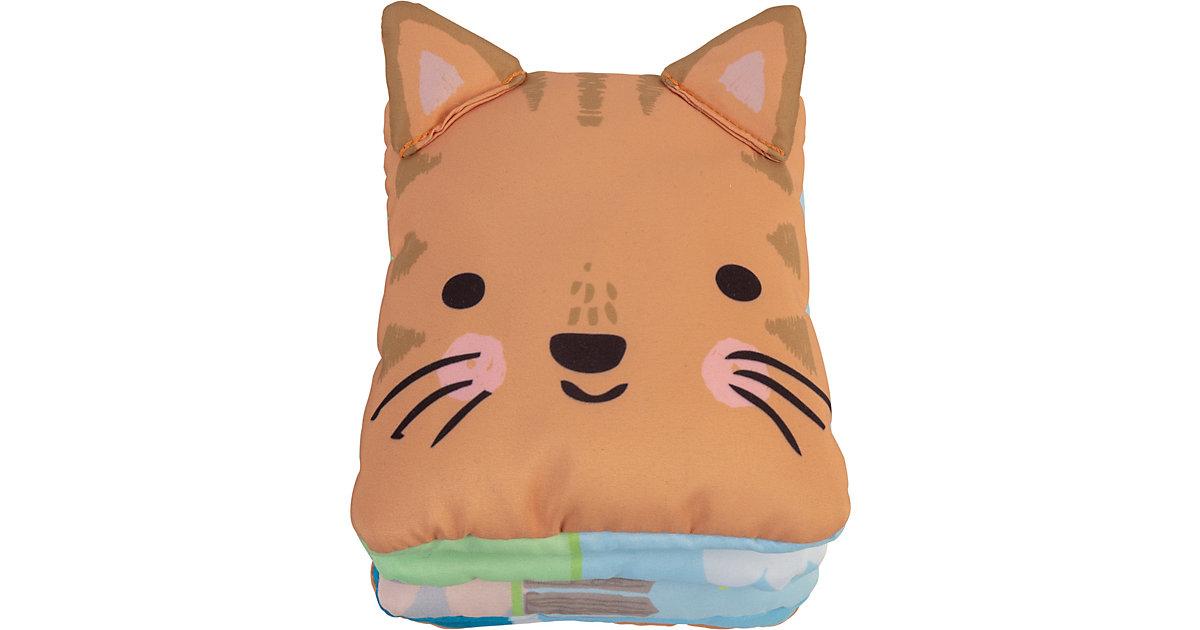 Mein Handpuppen-Buch: Kleine Katze