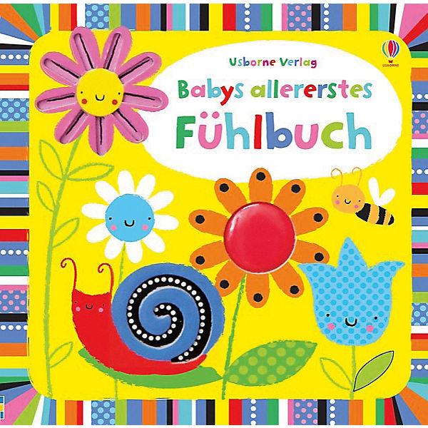 Babys allererstes Fühlbuch, Fiona Watt