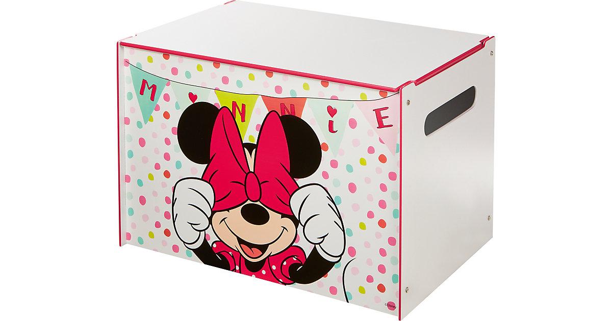 Worlds Apart · Spielzeug Truhe, Minnie Mouse