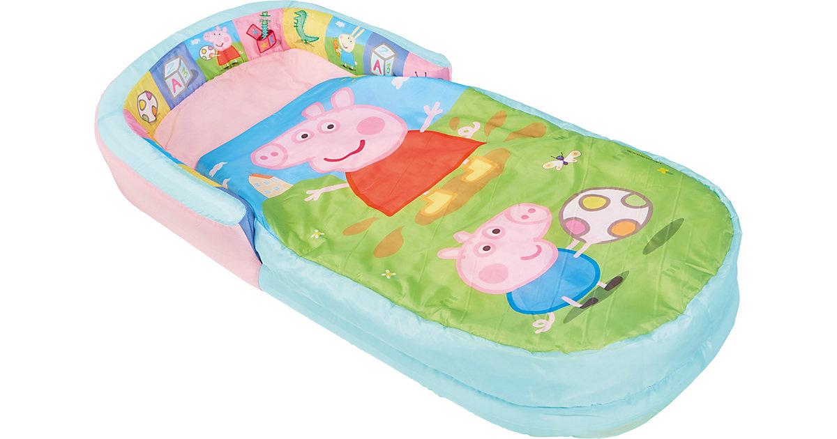 ReadyBed Junior 2in1 (Schlafsack, Kissen und Luftmatratze), Peppa Pig pastellgrün | Baumarkt > Camping und Zubehör | WORLDS APART