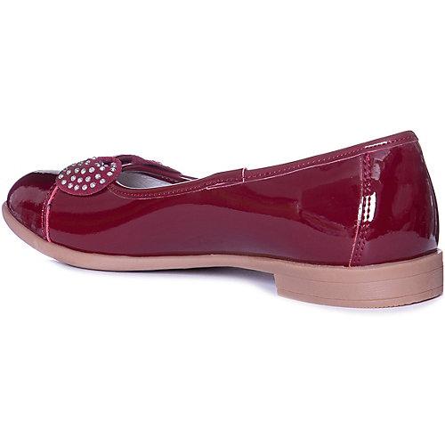 Туфли Orthoboom - бордовый от Orthoboom
