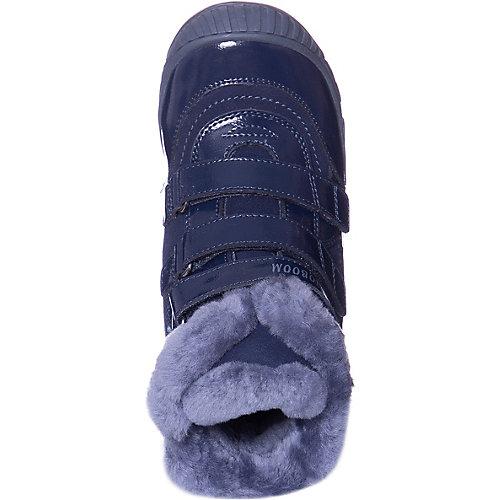 Утепленные сапоги Orthoboom - синий от Orthoboom