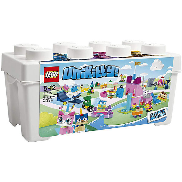 Набор кубиков LEGO Unikitty 41455: «Королевство»