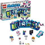 Конструктор LEGO Unikitty 41454: «Лаборатория доктора Фокса»