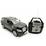 Машина на радиоуправлении Balbi  Infiniti QX56 1:14,  черная