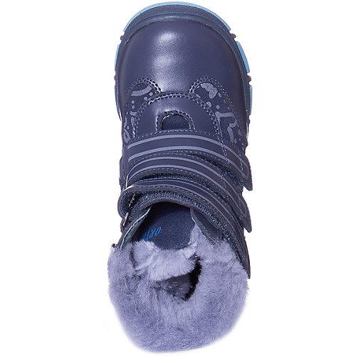 Утепленные сапоги Orthoboom - blau-kombi от Orthoboom