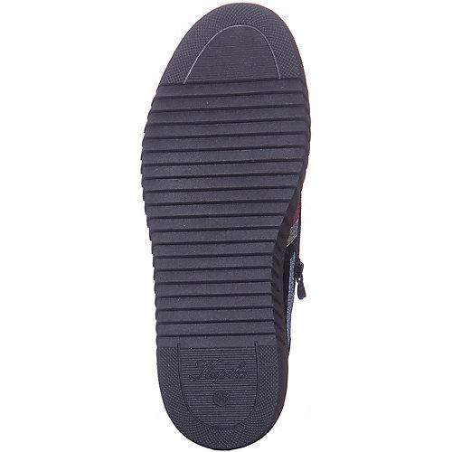 Туфли Kapika - черный/розовый от Kapika