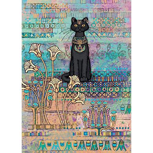 """Пазлы HEYE """"Египетская кошка"""",  1000 деталей, с фольгой от HEYE"""