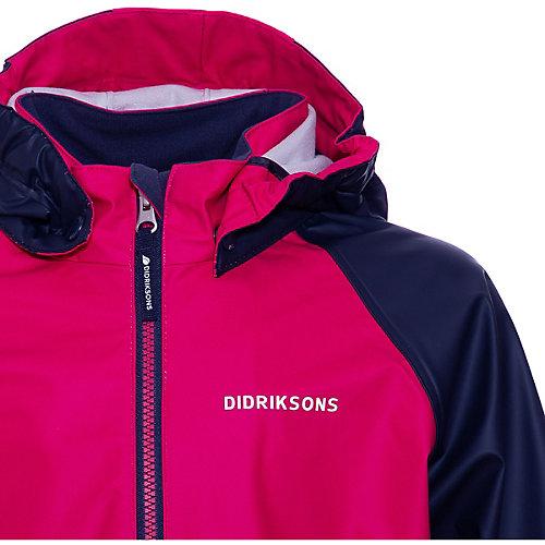 Комплект Didriksons Stormman: куртка и полукомбинезон - розовый от DIDRIKSONS1913