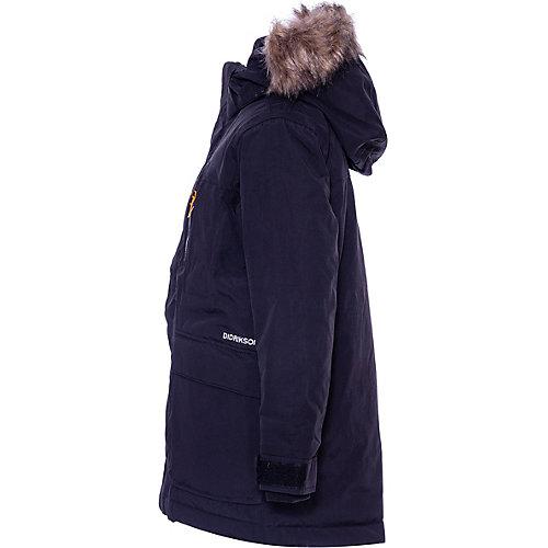 Утепленная куртка Didriksons Sande - черный от DIDRIKSONS1913