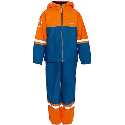 Комплект Didriksons Waterman: куртка и полукомбинезон - голубой от DIDRIKSONS1913