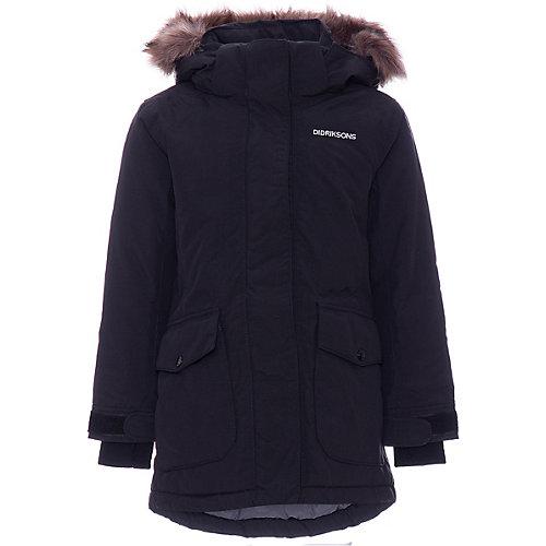Утепленная куртка Didriksons Sassen - черный от DIDRIKSONS1913