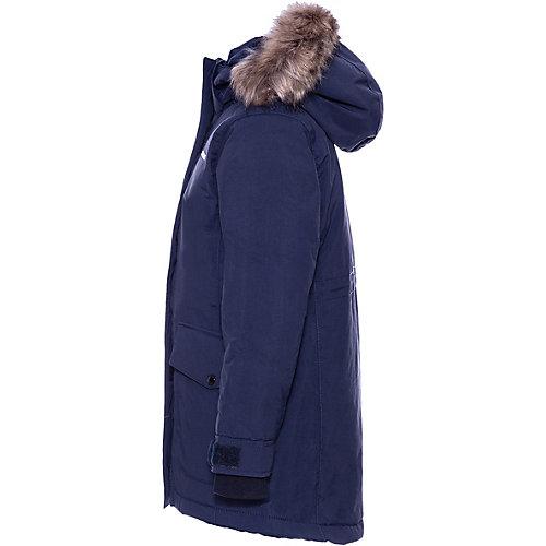 Утепленная куртка Didriksons Sassen - синий от DIDRIKSONS1913
