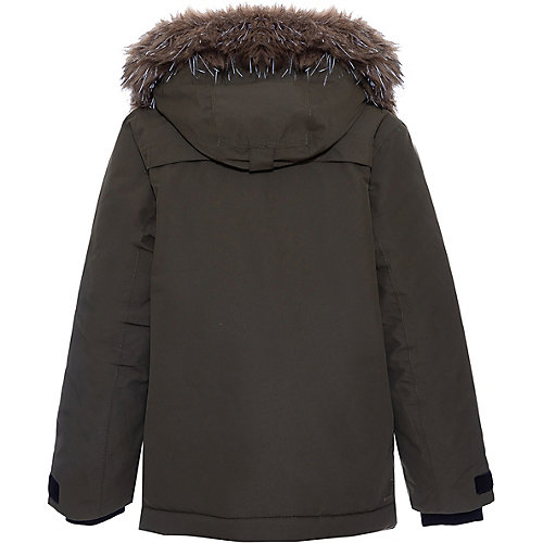 Утепленная куртка Didriksons Nordenskiold - grün/grau от DIDRIKSONS1913
