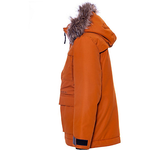 Утепленная куртка Didriksons Nordenskiold - желтый от DIDRIKSONS1913