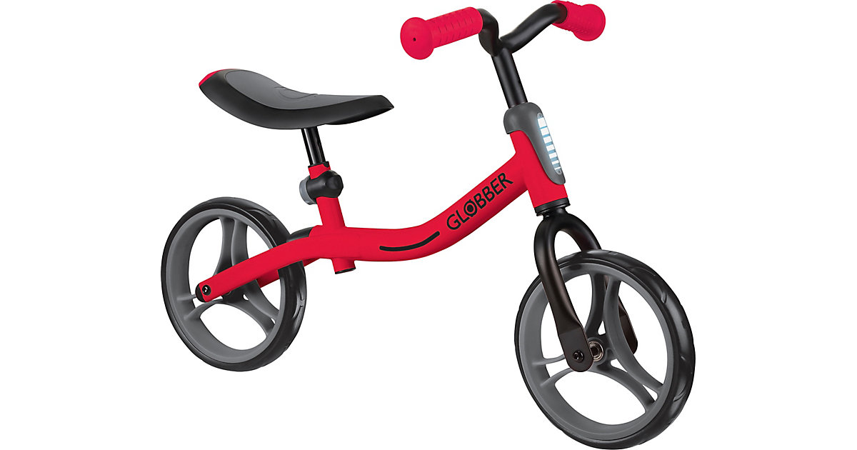 Laufrad Go Bike rot Gr. 10