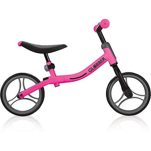 Беговел Globber Go Bike, розовый - розовый от Globber
