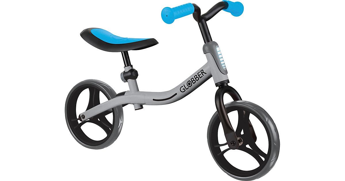 Laufrad Go Bike skyblau blau/silber Gr. 10