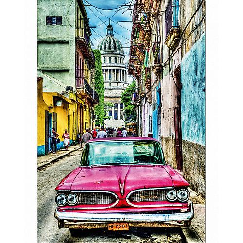 """Пазл Educa """"Винтажное авто в старой Гаване"""" 1000 элементов от Educa"""