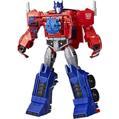 Transformers Cyberverse Action Attackers Ultimate Figur: Optimus Prime