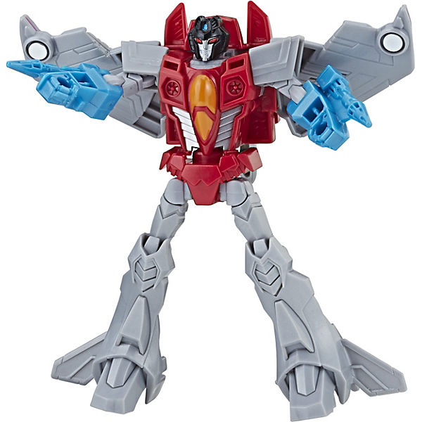 Transformers Cyberverse Action Attackers Warrior Figur: Starscream