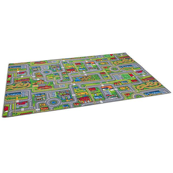 529548bcbc8777 Kinder Spiel Teppich Abenteuerland
