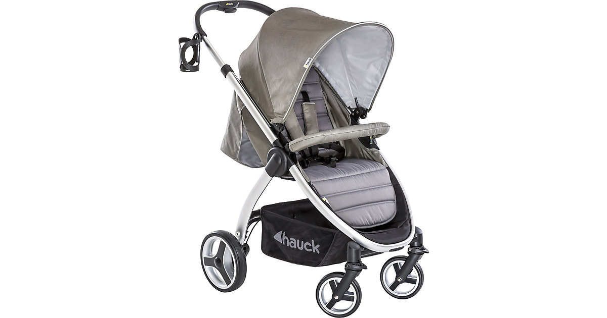 Hauck · Buggy Lift Up 4, Charcoal