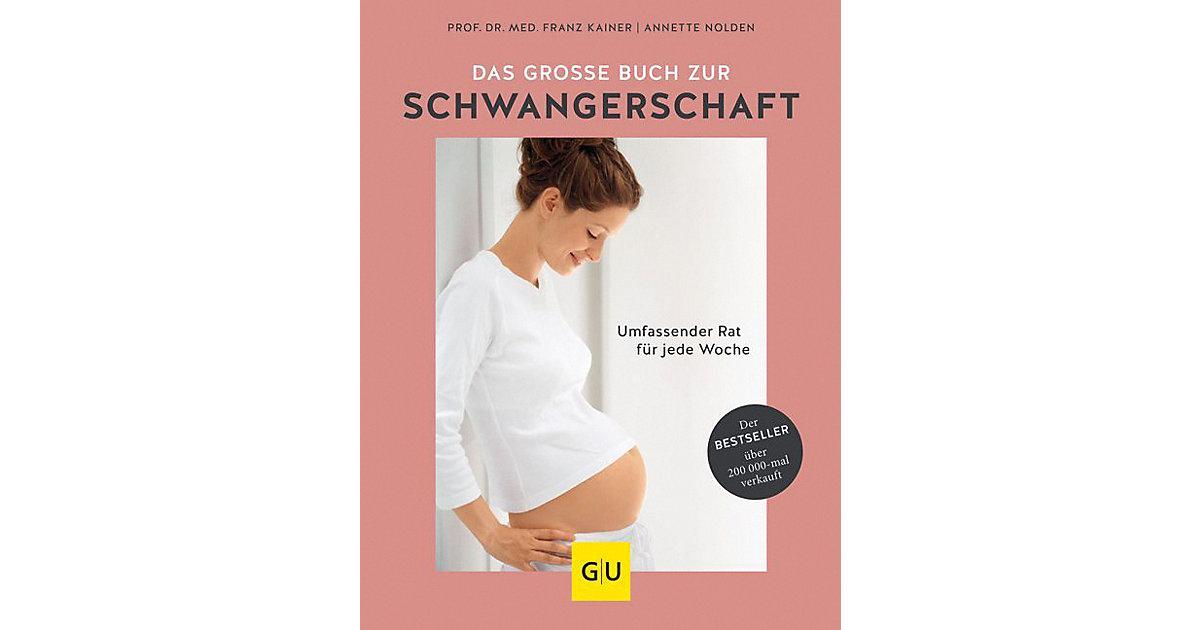 Gräfe und Unzer · Das große Buch zur Schwangerschaft