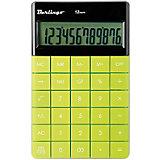 Настольный калькулятор Berlingo, зеленый