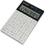 Настольный калькулятор Berlingo, белый