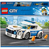 Конструктор LEGO City Police 60239: Автомобиль полицейского патруля