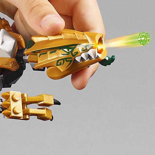 Конструктор LEGO Ninjago 70666: Золотой Дракон от LEGO