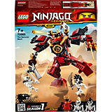 Конструктор LEGO Ninjago 70665: Робот-самурай