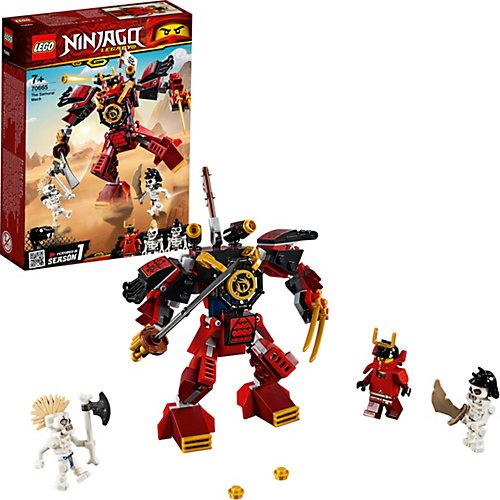 Конструктор LEGO Ninjago 70665: Робот-самурай от LEGO