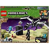 Конструктор LEGO Minecraft 21151: Последняя битва
