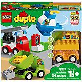 Конструктор LEGO DUPLO My First 10886: Мои первые машинки