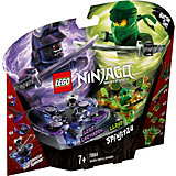 Конструктор LEGO Ninjago 70664: Ллойд мастер Кружитцу против Гармадона