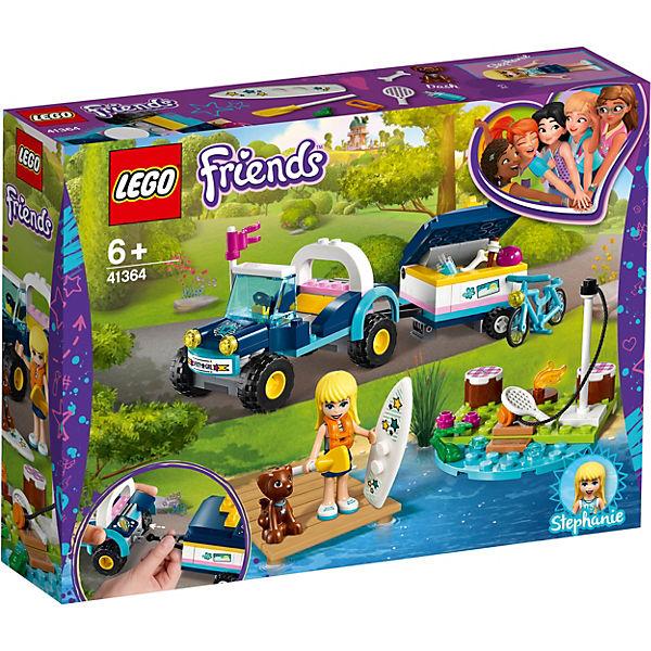 Конструктор LEGO Friends 41364: Багги с прицепом Стефани