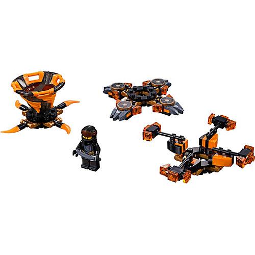 Конструктор LEGO Ninjago 70662: Коул: мастер Кружитцу от LEGO