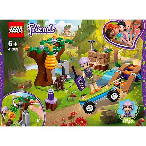 Конструктор LEGO Friends 41363: Приключения Мии в лесу от LEGO