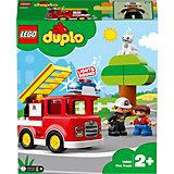"""Конструктор LEGO Duplo """"Пожарная машина"""", арт 10901"""
