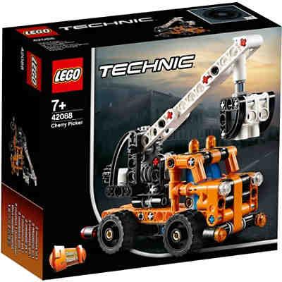 LEGO 42088 Technic: Hubarbeitsbühne, LEGO Technic