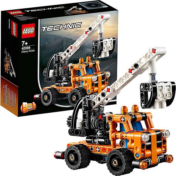 Конструктор LEGO Technic 42088: Ремонтный автокран