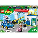 Конструктор LEGO DUPLO Town 1902: Полицейский участок