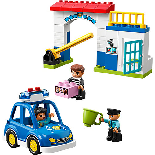 Конструктор LEGO DUPLO Town 1902: Полицейский участок от LEGO